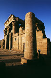 Kom-Ombo Temple Royalty Free Stock Photos