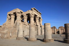 Kom Ombo temple Royalty Free Stock Photo