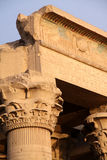 Kom Ombo Temple Royalty Free Stock Photography