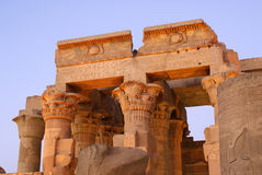 Kom Ombo Temple Stock Images