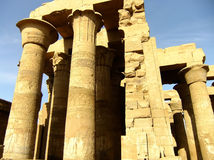 Kom Ombo temple, Egypt Stock Photo