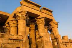 Kom Ombo Royalty Free Stock Images