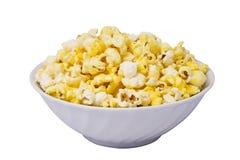 Kom popcorn Stock Fotografie