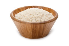 Kom rijst Royalty-vrije Stock Afbeeldingen