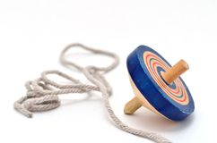 Koma (spinning top). Stock Images