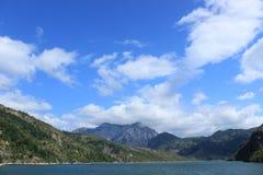 Free Koman Lake In Albania, Landscape Stock Images - 77459724