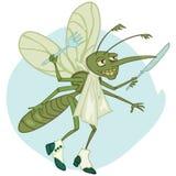 Komar smakosz ilustracji