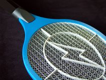 komara swatter Obraz Royalty Free