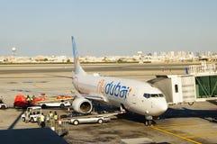 Komarnica Dubaj Aerobus obrazy stock