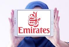 Komarnica emiratów logo zdjęcie stock