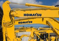 Komatsu Stock Photography