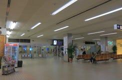 Komatsu airport Kanazawa Japan. Royalty Free Stock Photo