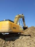 Komatsu excavator Royalty Free Stock Photography