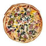 kombinaci pizzy specjalność Fotografia Stock
