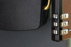 Kombinacja kędziorek z liczbami 9-1-1 Zdjęcie Royalty Free