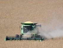 kombination av soybeans arkivfoto