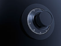 Kombinations-Safe-Verriegelung. lizenzfreies stockbild