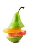 Kombinierte Frucht Lizenzfreie Stockbilder