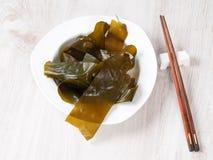 Kombu海带-海藻Kombu 库存照片