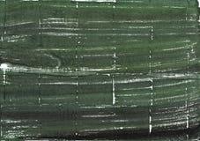 Kombu绿色抽象水彩背景 免版税库存图片