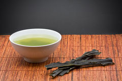 Kombu broth Royalty Free Stock Photography