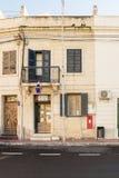 Komenda policji w Kalkara Malta zdjęcie royalty free