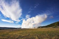 komesów końcówka erupcja obrazy stock