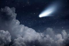 Komet Stockbild