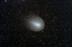 Komet Holmes 2007. Stockbilder