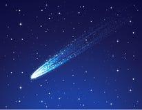 kometa Obrazy Stock