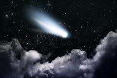 Kometa obrazy royalty free
