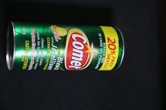 Kometa gatunek dla czyścić fotografia stock