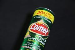 Kometa gatunek dla czyścić obrazy stock