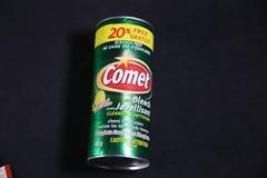Kometa gatunek dla czyścić fotografia royalty free
