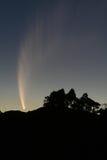 komety mcnaught Zdjęcia Royalty Free
