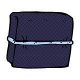 komiczne kreskówka biznesu kartoteki Zdjęcie Stock