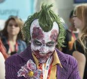 Komiker lurar 2013 Arkivfoto