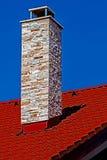 komin dekoracyjny Obrazy Royalty Free