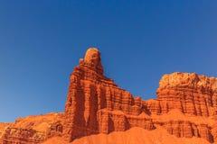 Komin skała Zdjęcie Royalty Free