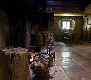 kominek gotowania Obraz Royalty Free