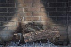 kominek plenerowa Zdjęcie Stock