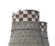 kominowy przemysłowy dym Obrazy Stock