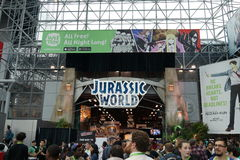 Komischer Betrug 2015 New York 35 Stockbild