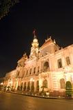 komitetowi budynków ludzie s Zdjęcia Royalty Free