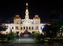 komitetowi budynków ludzie s Vietnam Zdjęcie Royalty Free