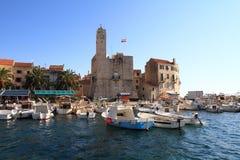 Komiza, Chorwacja Zdjęcie Royalty Free