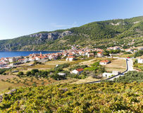 Komiza, Vis Island, Croatia Royalty Free Stock Image