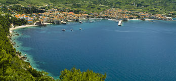 Komiza, Vis island- Croatia Stock Image