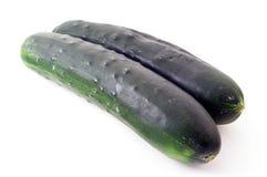 Komkommers stock fotografie