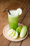Komkommersap Royalty-vrije Stock Foto